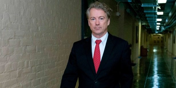 "Gina Haspel's confirmation as CIA director becomes more uncertain as Rand Paul says he'll vote ""no"""