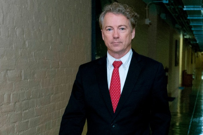 "Rand Paul: ""The establishment is very much opposed to shedding any sunlight on the Federal Reserve"""
