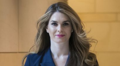 hope hicks leaving white house