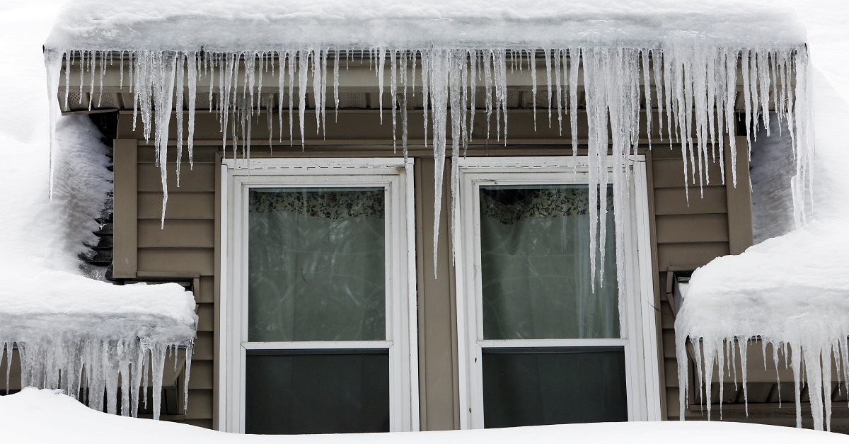 While nice to look at, icicles along your roof could be sign of a larger issue