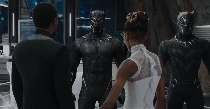 "Local artists collective offered free tickets to ""Black Panther"" for hundreds of CPS students"