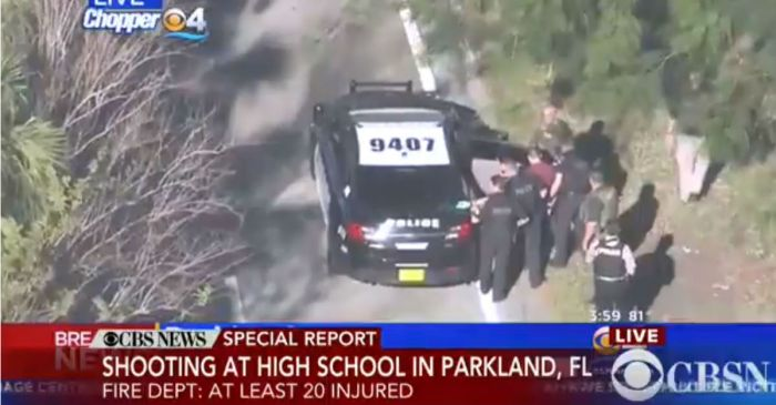 We now know the identity of the suspected school shooter in Parkland, Florida