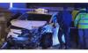 carjacking car crash near north side