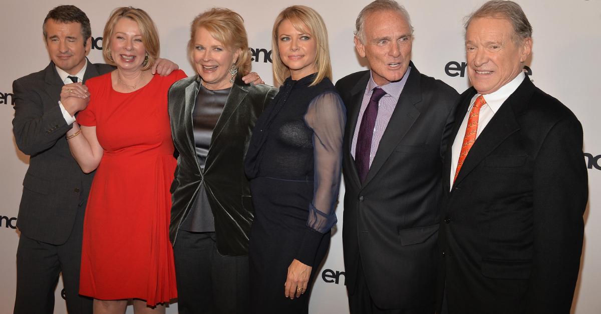 Murphy Brown revival CBS Faith Ford candice bergen