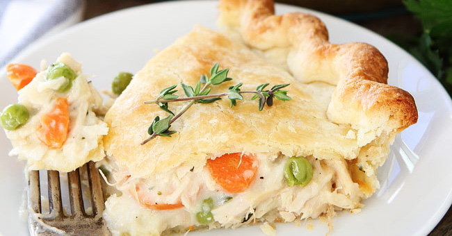 Accept no substitutes — this is the best homemade chicken pot pie you'll ever eat