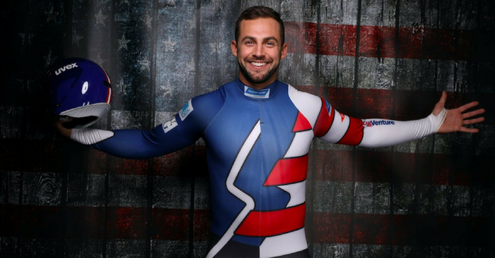 Meet the Team USA luge racing star who's heating up the 2018 Winter Olympics