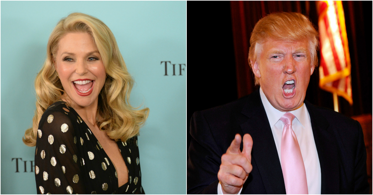 """Christie Brinkley's outrageous claim about Donald Trump's """"skirt chasing"""" has the internet buzzing"""