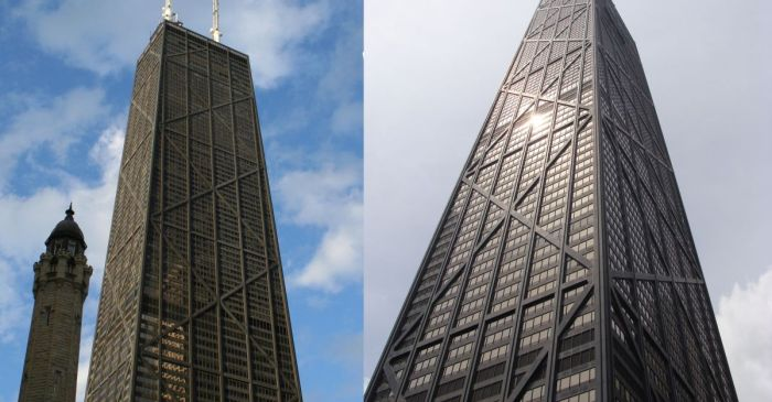 It looks like the John Hancock Center is definitely changing names