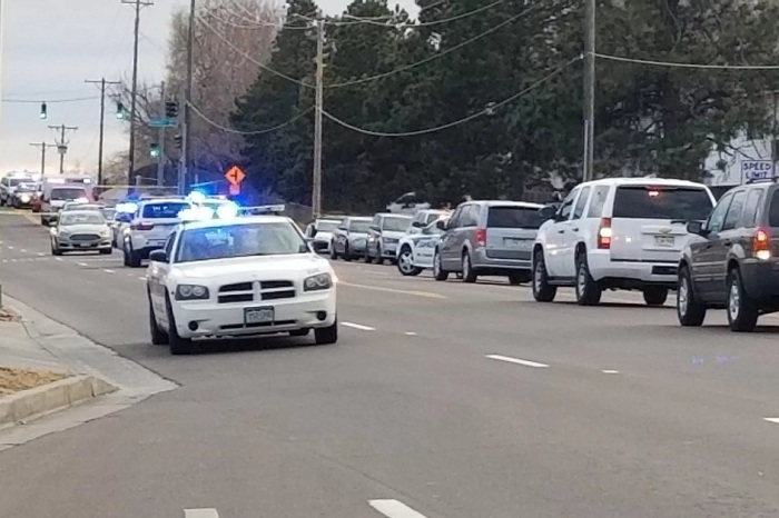 Multiple police officers are down after chasing down a stolen car — here's what we know