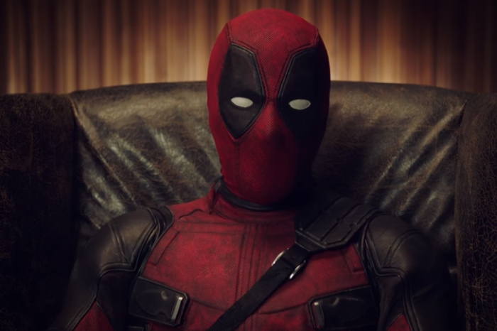 Deadpool provided his own personal commentary during the Super Bowl last night