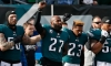 Philadelphia Eagles players protest national anthem