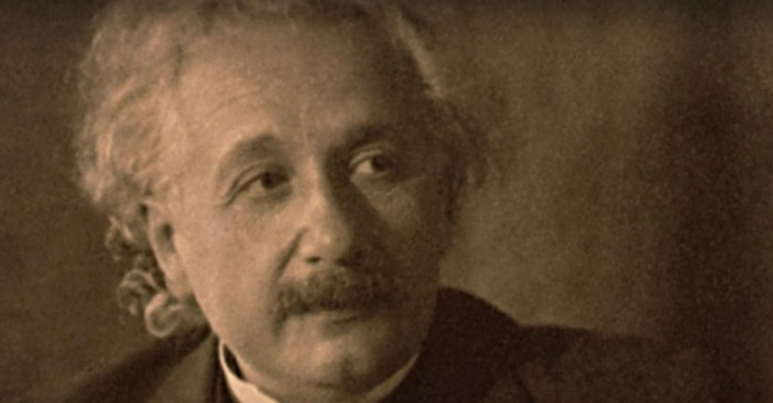 Einstein thanks Chicago man for saving Jews in decades-old letter