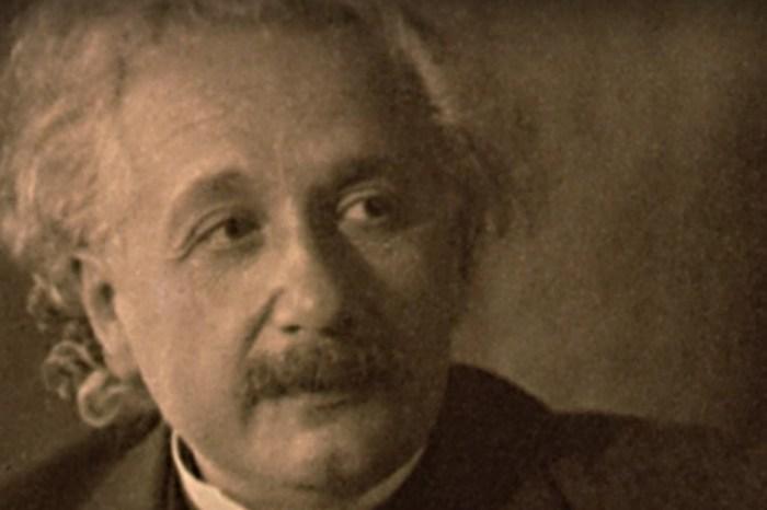 Einstein thanks Chicago man for saving Jews in decades-old letter
