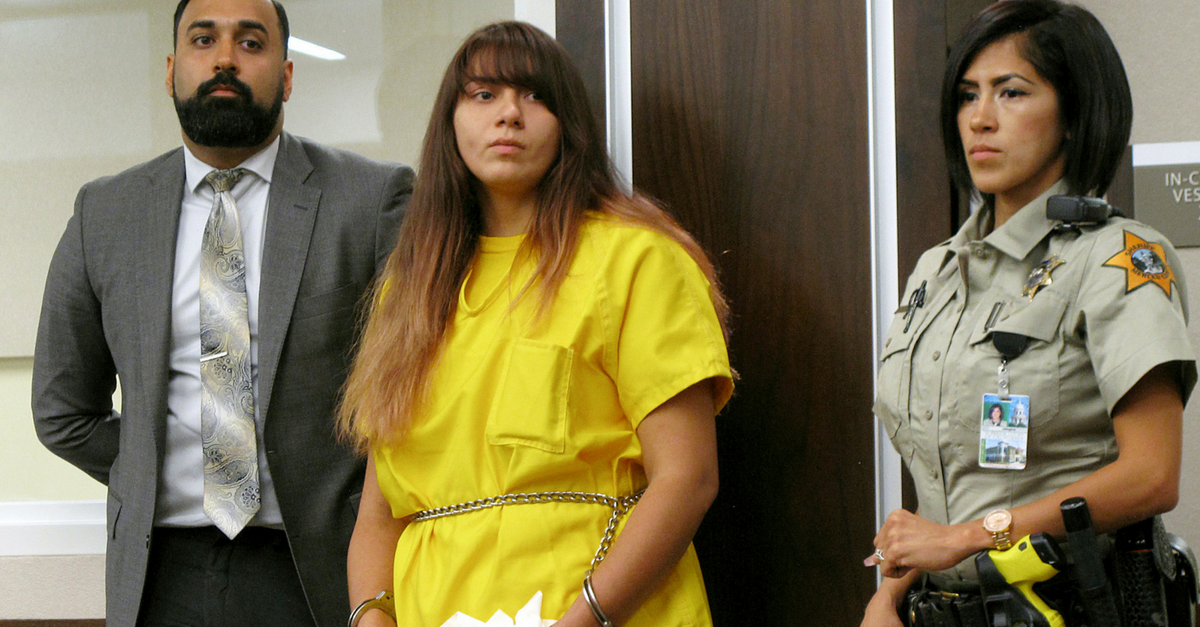 Drunk driving teen who livestreamed the fatal car crash that killed her sister learns her fate