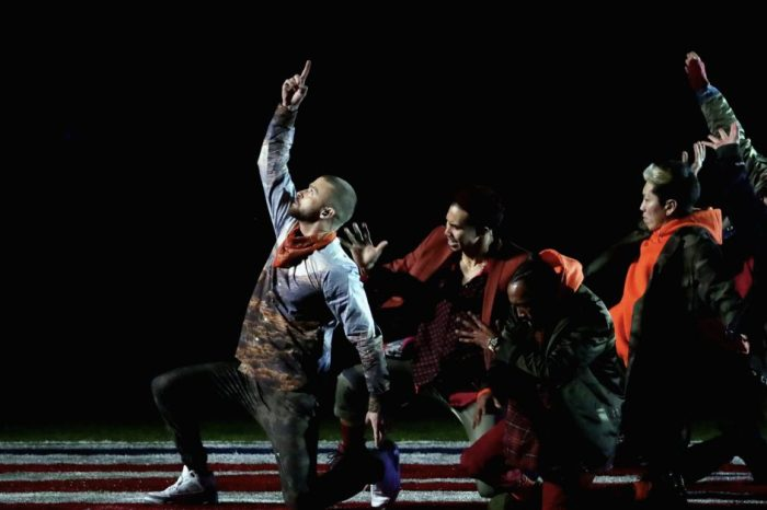 Justin Timberlake just gave us the Super Bowl Halftime Show we didn't know we needed