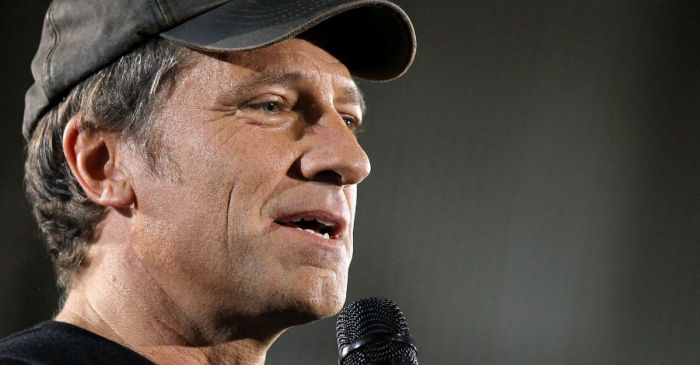 Mike Rowe offers some words of comfort and truth when a fan asks about the Florida school shooting