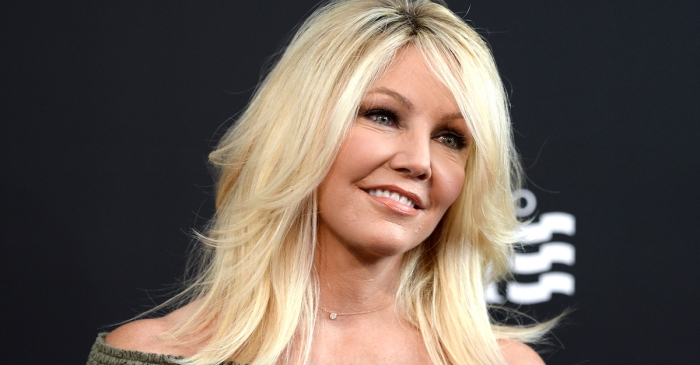 Actress Heather Locklear faces charges for allegedly attacking a cop during a domestic violence arrest
