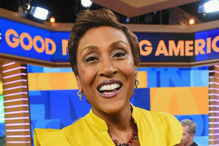 "Robin Roberts shares a heartwarming tribute to ""GMA"" five years after leaving for a health battle"