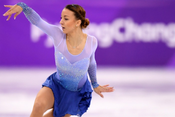 A German figure skater chose a Holocaust-related song for her Olympics run, and people aren't having it
