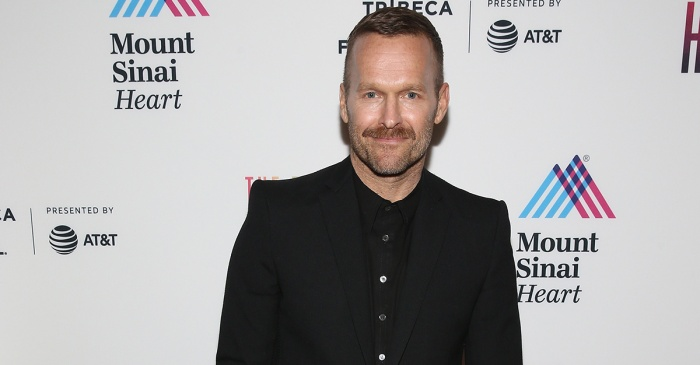 """Biggest Loser"" host Bob Harper shares shocking photo to mark the anniversary of his heart attack"