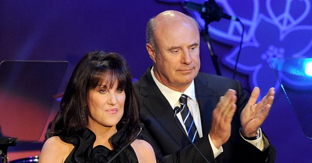 Dr. Phil and and his wife Robin mourn the loss of one of their closest family members