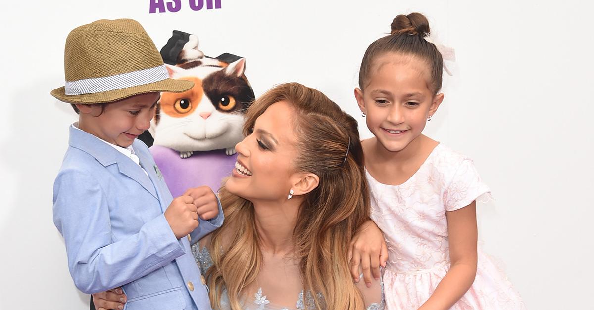 Jennifer Lopez Max and Emme