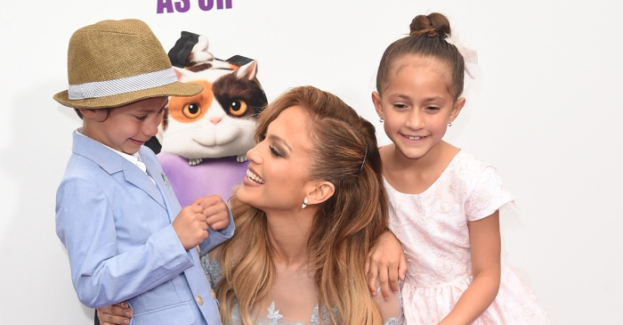 Jennifer Lopez shares an emotional tribute to her now 10-year-old twins on their birthday