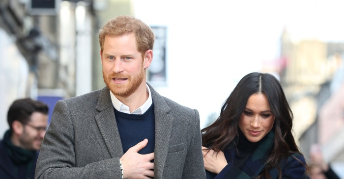 Prince Harry reportedly has 2 blasts from the past on the royal wedding guest list