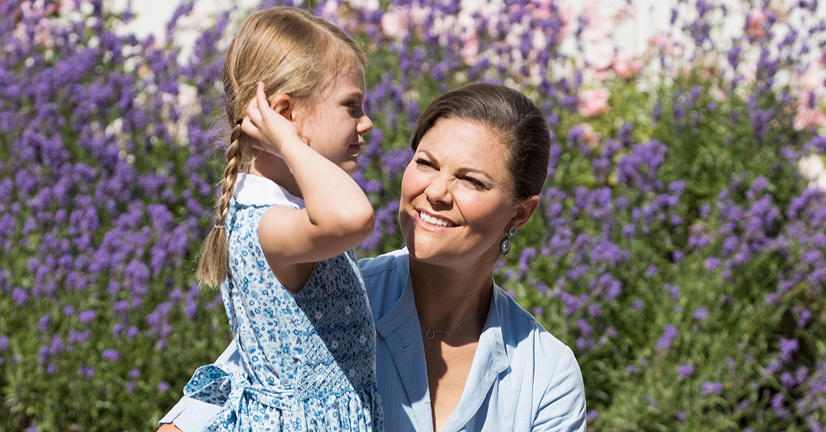 One of the royal babies just celebrated her 6th birthday, and she couldn't be cuter