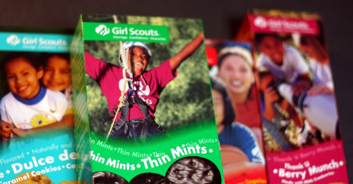 Chicago Girl Scout named Cookie CEO after selling thousands of boxes