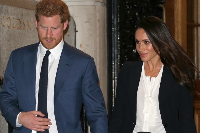 Royal lovebirds Harry and Meghan have big plans for Valentine's Day