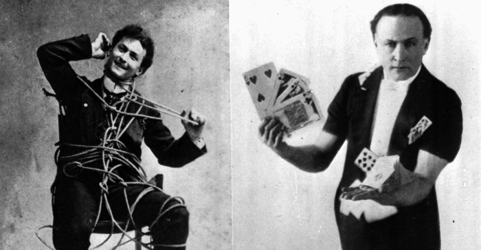 10 magical facts about the amazing Harry Houdini
