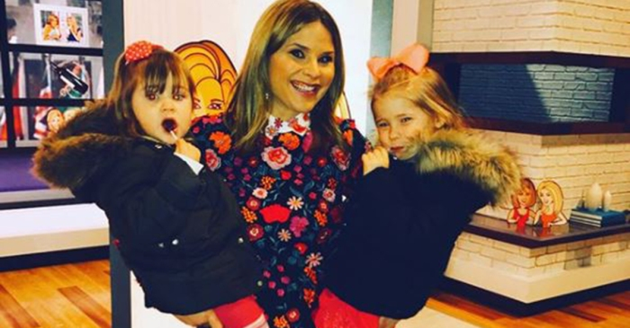 Jenna Bush Hager shows off a mommy-and-me day of pampering with daughters Poppy and Mila