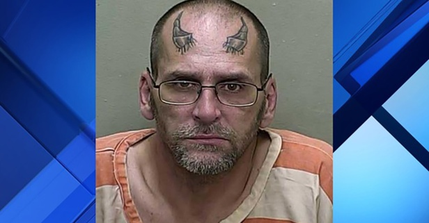 Florida man with devil horns may need to appeal to a higher power after weed arrest