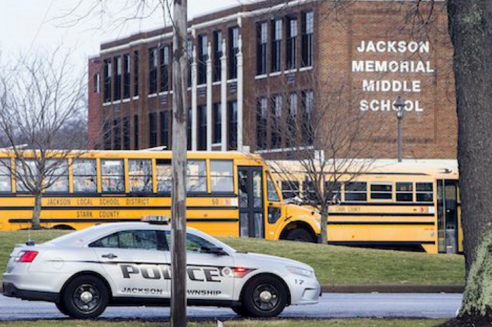 Authorities share devastating news a day after an Ohio 7th grader shot himself in his school's bathroom