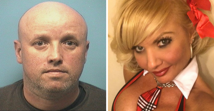 Police have an answer to the mystery of how a mother and adult performer was gruesomely killed