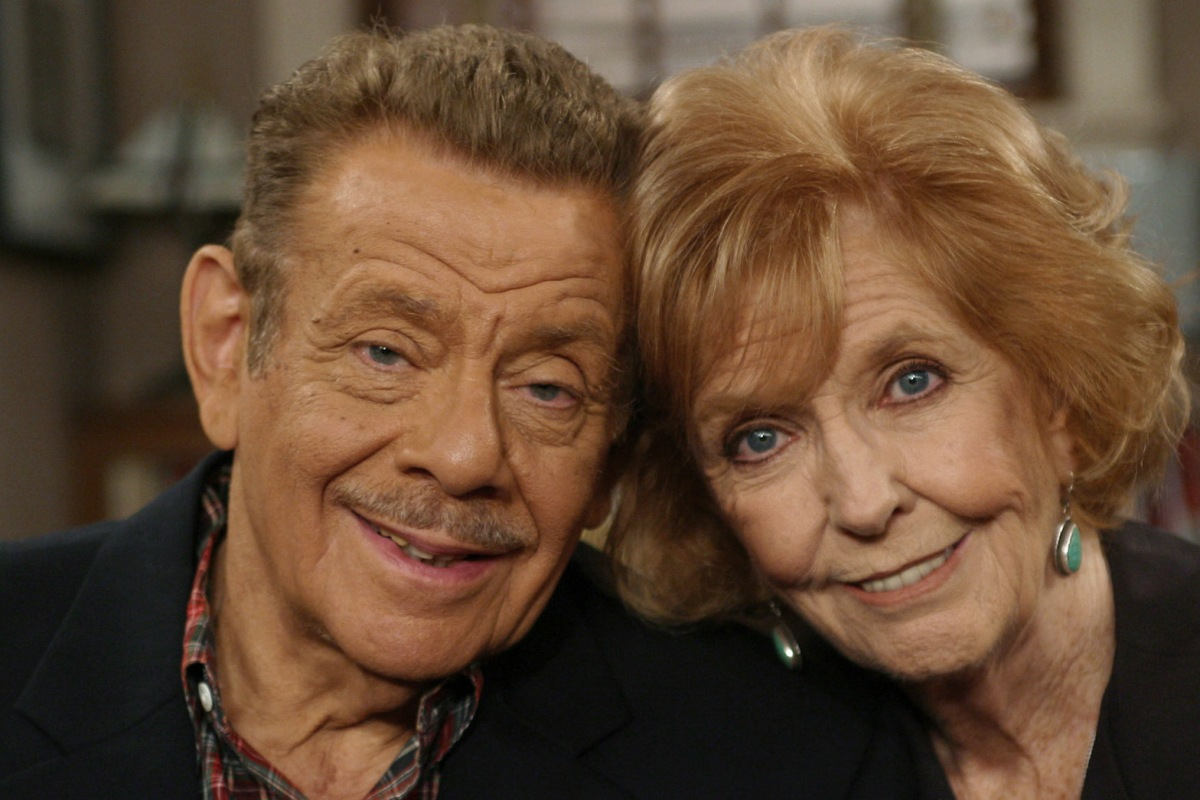 8 Hilarious Facts About Jerry Stiller aka Frank Constanza