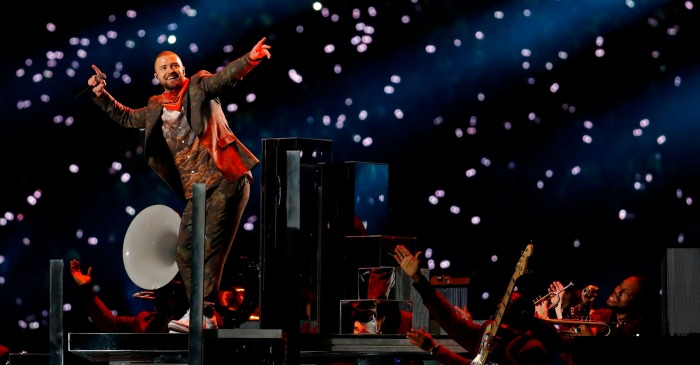 The verdict is in, and here's what people on Twitter seemed to think of Justin Timberlake's Super Bowl halftime show