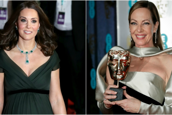 "This Oscar-nominated actress recalls a hilariously ""awkward"" encounter with Kate Middleton"