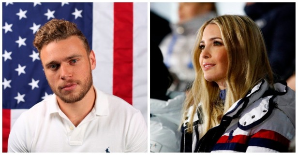 A U.S. Olympian bashed Ivanka Trump for showing up at the Winter Olympics