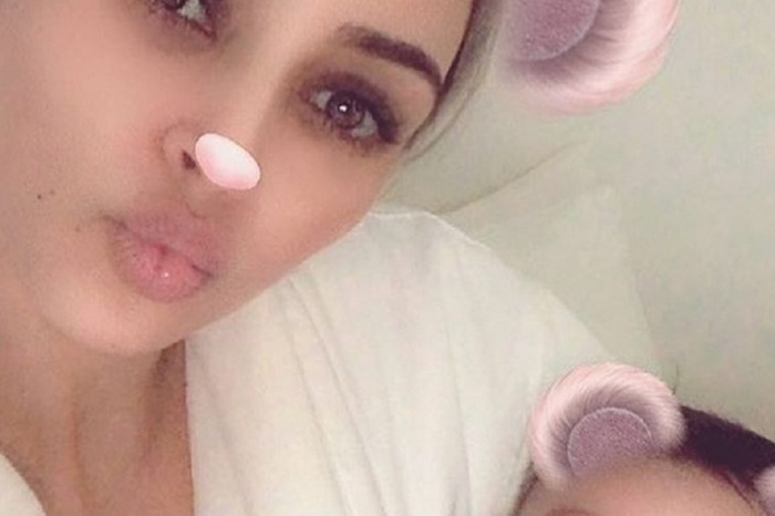 Kim Kardashian West shares her first precious mother-daughter picture with daughter Chicago