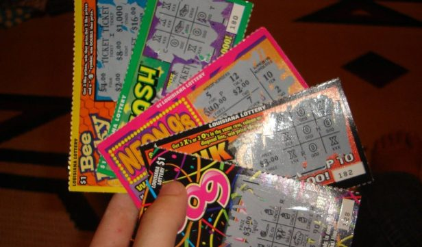 Lucky Chicago woman won $1M in a scratch off in this suburb…