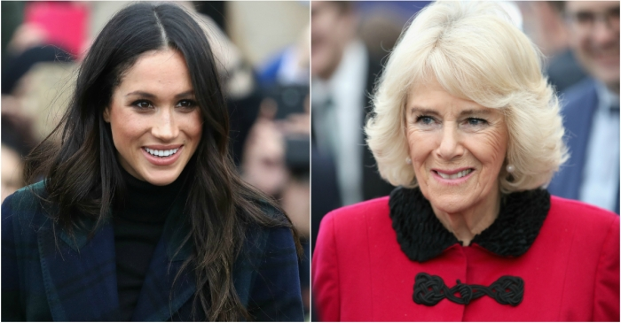 """Is Meghan Markle experiencing """"wedding jitters""""? One royal reportedly thinks so"""