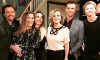 "Melissa Claire Egan with other ""Y&R"" co-stars"