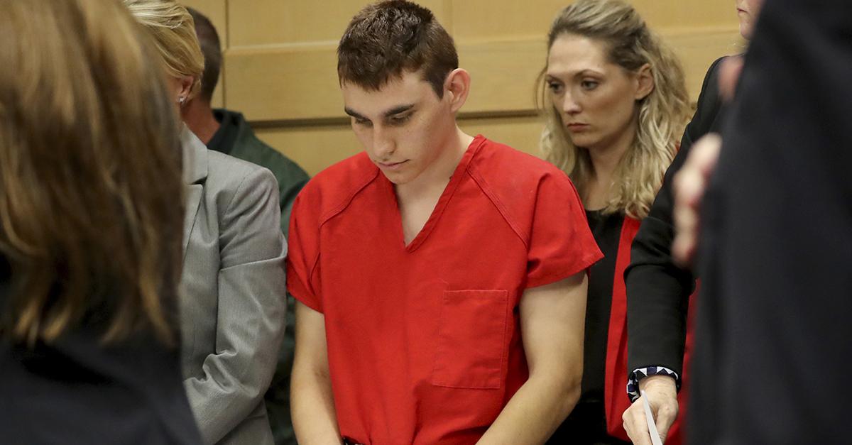 School shooting suspect Nikolas Cruz in court