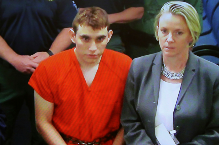 Before he opened fire, classmates say the Florida school shooter had a disturbing history of violence