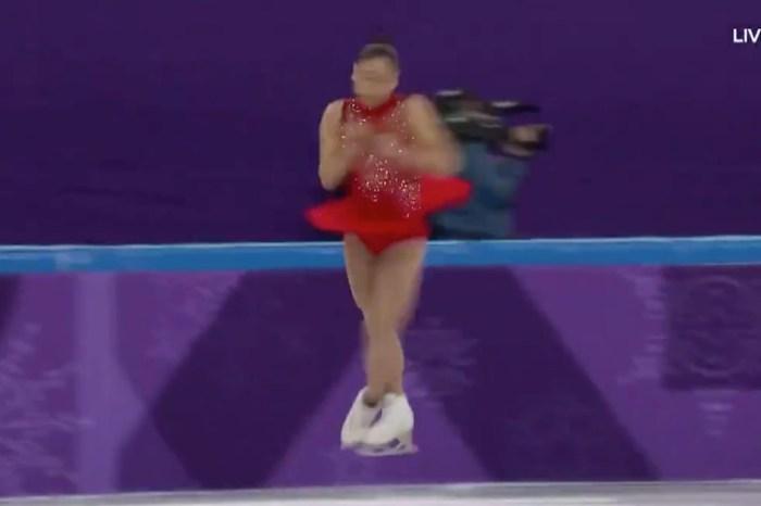 Figure skater Mirai Nagasu lands historic triple axel at the Olympics