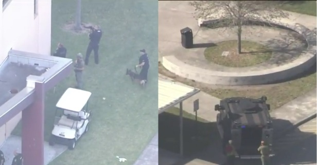 A mass shooting has been reported at a Florida high school — here's what we know