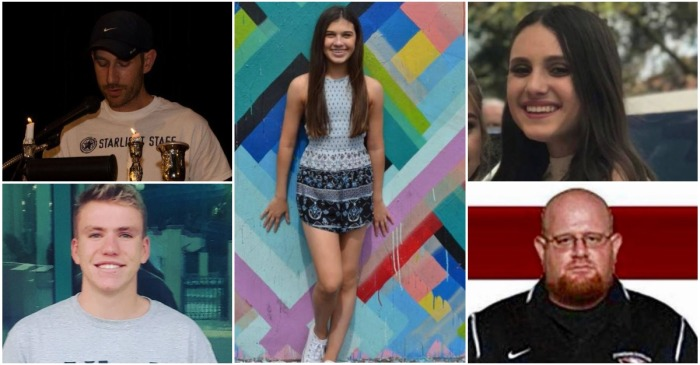 Here are the victims we've learned of so far in the Parkland, Florida school shooting