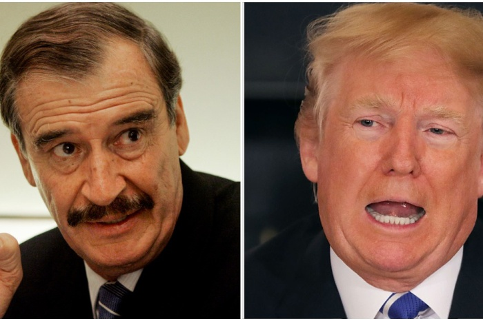 Former Mexican president has a pretty insane explanation for the Florida shooting, and Trump won't like this